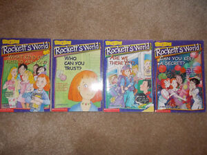 4 Rockett's World -children's books