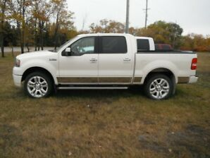 2008 Ford F-150 limited Pickup Truck