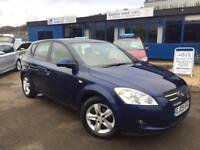 Kia Ceed Sr-7 Hatchback 1.6 Manual Petrol