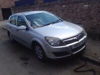 04 VAUXHALL ASTRA 5 DR HATCH 1.6 TWINPORT PETROL ENGINE Z16XEP- SILVER 2AU -BREAKING SPARES PARTS