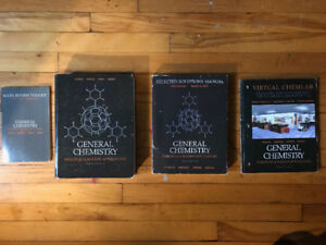 General Chemistry (Petrucci) 9 ed Textbook