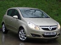 2007 56 Vauxhall/Opel Corsa 1.4i 16v ( a/c ) auto 2007MY Design