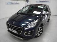 Peugeot 3008 HDI ALLURE + FULL PUG SERV HIST + FULLY LOADED