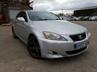 LEXUS IS 220D 2.2 SPORT DIESEL,HPI CLEAR,PARKING SENSORS,ELECTRIC&HEATED SEATS,FULL SERVICE HISTORY