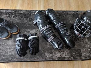 Équipement de Dek Hockey pour femme