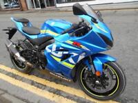 Brand new 2017 Suzuki GSX-R1000 IN THE MOTO GP COLOURS. 2 3 AND 4 % APR