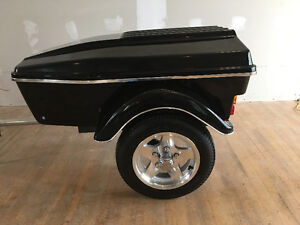 NOS SARASOTA SPLASH MOTORCYCLE TRAILER