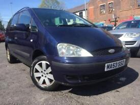 2003 Ford Galaxy 1.9 TDi LX MPV 5dr Diesel Manual (178 g/km, 113 bhp)