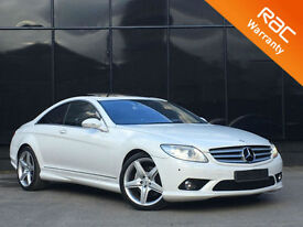 Mercedes-Benz CL 500 5.5 auto 500 CL63 AMG REPLICA PX SWAP FINANCE AVAILABLE
