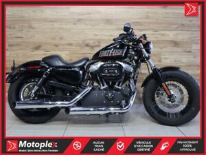 2012 Harley-Davidson SPORTSTER XL 1200X FORTY-EIGHT 52$/SEMAINE