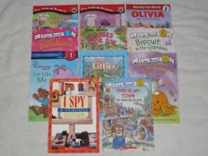 CHILDRENS BOOKS  -  EARLY READERS/LEVEL 1  -  GREAT SELECTION!