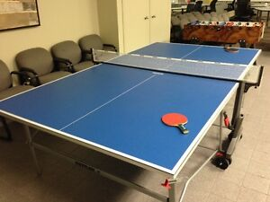 Table Tennis Set made by Kettler