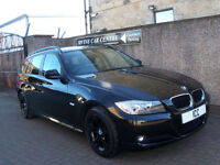 08 58 BMW 318i ES SPORT TOURING ESTATE 5DR ALLOYS AIRCON FULL HISTORY SCARCE