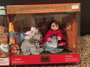 Barbie Collectibles Storybook Favorites Strathcona County Edmonton Area image 5