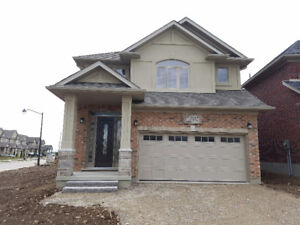 Lovely Detached! New House in East Waterloo!Carriage Crossing