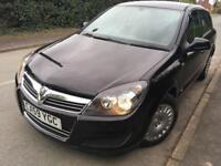 Vauxhall Astra 1.4 09 Life One Owner Low Mileage 57k FSH 7 Stamps MoT 04 2019