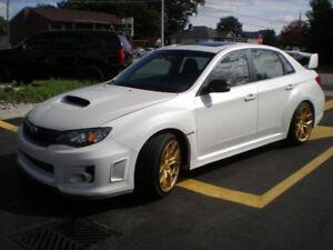 2011 Subaru Impreza WRX STI Manual