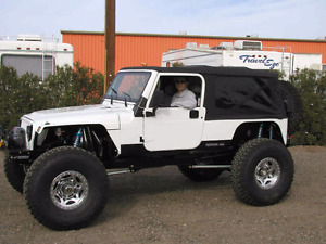 WTB  Jeep wrangler unlimited