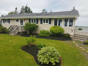 Waterfront Home in Covehead-Furnished Available Sep2017- May2018