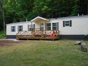 Home or Getaway on 5+ Acres - Great Privacy!