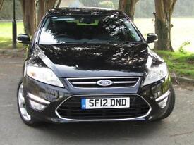 2012 Ford Mondeo 2.0TDCi Titanium**DIESEL**FSH**£130 TAX**67MPG**FINANCE**