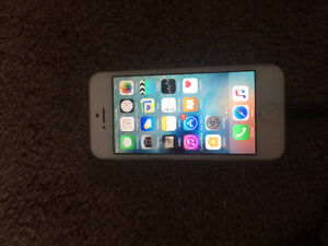 White iPhone 5 forsale