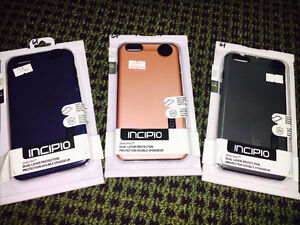 BRAND NEW INCIPIO IPHONE CASES (6+ & 7+)
