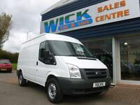 2011 Ford TRANSIT 330 SHR MWB 115ps Van Manual Medium Van