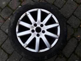 VW 16 inch alloy wheels X 4