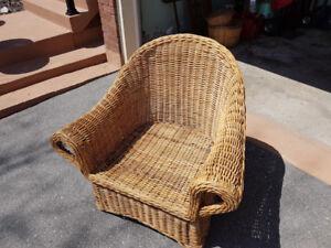 4 x Rattan DELUXE Chairs