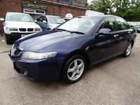 Honda Accord 2.2 I-CTDI SPORT (10 MONTH MOT + LOW RATE FINANCE AVAILABLE) (blue) 2005