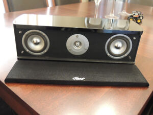 Genesis Media Labs G-608 Center Channel Speaker