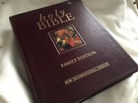 Family Holly Bible