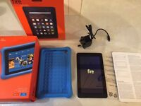 Fire kids edition tablet/ kindle