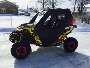 Can-Am Maverick XRS 1000 2013
