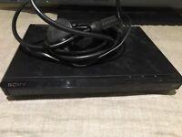 Sony DVP-SR170 DVDs player
