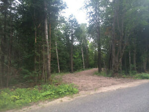 25 acres with driveway