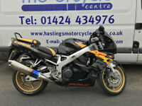 Honda CBR900R Fireblade / Blade / Classic Sports Bike / Nationwide Delivery