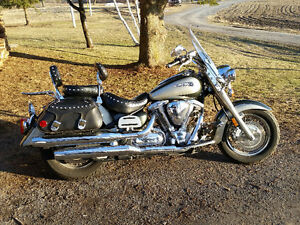 Yamaha Roadstar for sale.