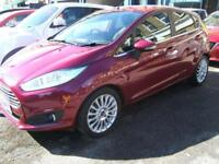 2014 Ford Fiesta 1.0 EcoBoost Titanium 5dr 5 door Hatchback