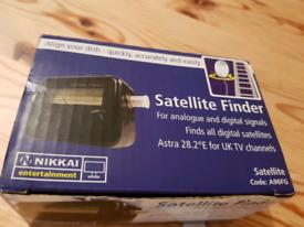 Satellite finder for uk