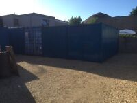 20ft x 8ft self storage shipping container FOR RENT in ELGIN