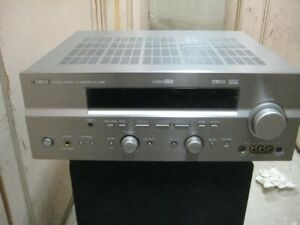 Yamaha RX V650 home  theater  stereo receiver