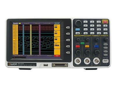 Owon Mso7062td 8 60mhz 1gss Mixed Signal Mso Oscilloscope Logic Analyzer Fft
