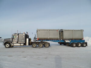 2011 K-LINE OFF ROAD COAL HAULER SIDE DUMP AT WWW.KNULLENT.COM Edmonton Edmonton Area image 2