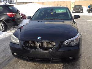 BMW E60 530XI 2006 128kms