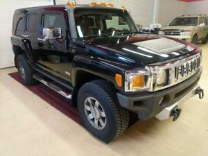 2008 Hummer H3 Alpha Luxury 5.3 4X Leather S/Roof