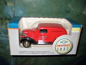 Canadian Tire 1:24 Scale 1937 Chevrolet Truck