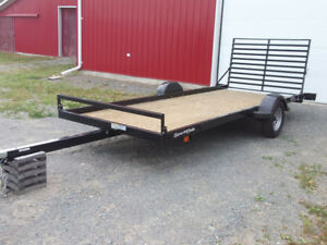 2016 Sport Club Model UT1866-14 by Yacht Club Utility Trailer