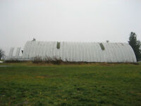 40x80 Quonset Building